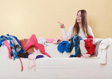 賢い衣替えで家事を楽に!整理&収納テクニック